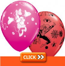 Licensed Kids Character Balloons - Qualatex